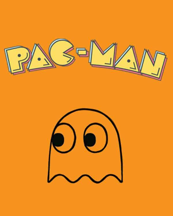 Pac-man Halloween